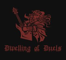 Dwelling of Duels: Red by LightningArts