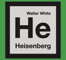 Breaking Bad - Heisenberg He by gervan