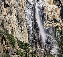 Bridalveil View - Yosemite - California - USA by TonyCrehan