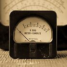 Vintage Electrical Meters by Edward Fielding