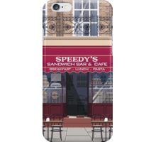 Welcome to Baker Street iPhone Case/Skin