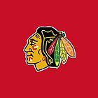 Chicago Blackhawks by Matthew Younatan