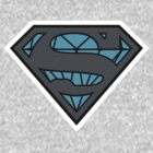Superman Heisenberg (Blue meth) by csyz ★ $1.49 stickers