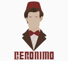 Geronimo by Quad-J
