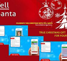 Tell Santa - Christmas Gift For Kids by creative technosoft systems