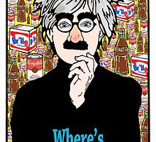 Where's Warhol? by javajohnart