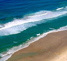 Pacific Ocean ~ Surfers Paradise by Renee Hubbard Fine Art Photography