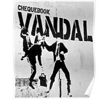 Chequebook Vandal  Poster