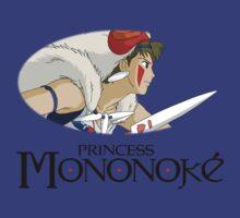 Mononoke Hime by LanFan