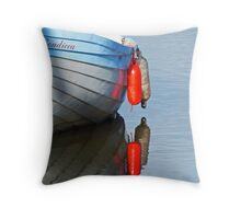 Boudicca Reflects Throw Pillow