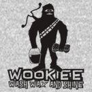 Wookiee Wash Wax and Shine by Optimapress