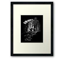 Klaatu Barada N... Framed Print