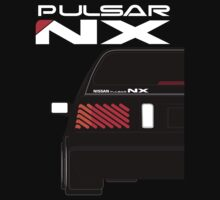 NISSAN NX SPORTBACK BLACK by Cat Games Inc