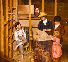 The Young Mechanic 1848 by boogeyman