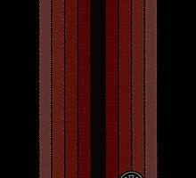 Vw red stripe with roundel by erndub