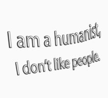 i am a humanist by vampvamp