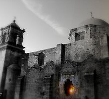 Mission San Jose  - Twilight by LeRoyM