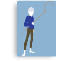 Jack Frost - Rise of the Guardians Canvas Print