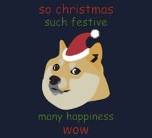So Christmas - Doge Kids Clothes