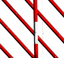 Red lines by areyarey