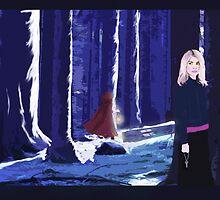Bad Wolf by Sophersgreen