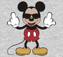 Mickey finger by McDraw