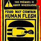 HUMAN FLESH by beastpop