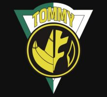 Tommy - Green/White Ranger (Hybrid) by RussJericho23