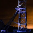 Cefn Coed Colliery - South Wales by digihill