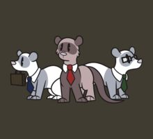 Business of Ferrets by karpetshark