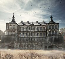 Abandoned  Castle by farhad1371