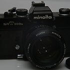 Oldies - Minolta - Still working properly by gramziss