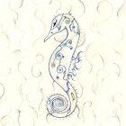 Seahorse Guardian by Megan Stone