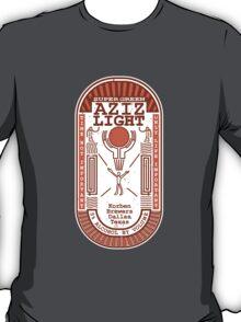 Aziz Light-The Divine Brew-alternate T-Shirt