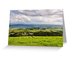 Rolling Hills - Kiama Greeting Card
