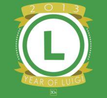 Year of Luigi by Oathkeeper9918