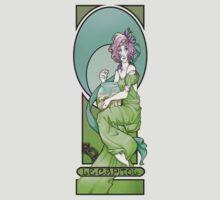 Effie Art Nouveau by StudioFaeX