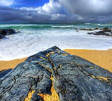 Scarista, Isle of Harris by Stephen J Smith