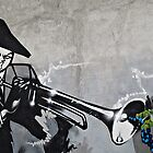 The Trumpet Player © by Ethna Gillespie