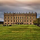 Chatsworth House by Lois  Bryan