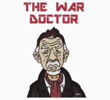 The War Doctor by InPrintComic