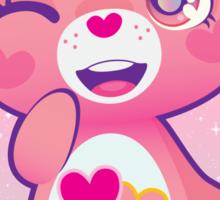 Love-a-lot bear Sticker