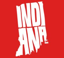 Indiana State Type 2 by seanings