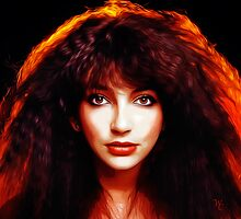 Kate Bush - Babooshka - Pop Art by wcsmack
