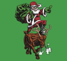 Santa Adventurer Extraordinaire  by Michael Lee
