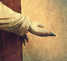 Reach out and touch faith  by areyarey