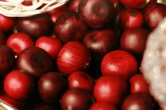 Cranberries by Laura-Lise Wong