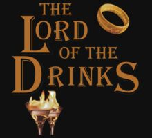 THE LORD OF THE RINGS (DRINKS) by Chaotic Art