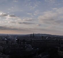 Edinburgh #1 by Matteo Giuzzi