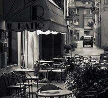 Il Patio Bar, Pieve Santo Stefano (Arezzo, Italy) by Samuel Webster